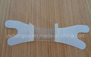 Hard PVC Breathe Right Strips for Better Sleep (HY8689A) pictures & photos