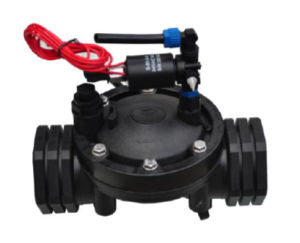 2 Inches Reinfored Nylon 3 Way Solenoid Valve pictures & photos