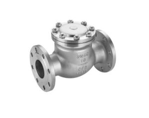 H44h Flange Swing Check Valve pictures & photos