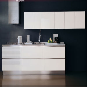 Zhihua Classic Kitchen Cabinet (ZH-977K) pictures & photos