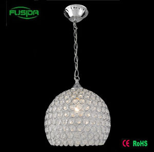 Popular Crystal Pendant Lighting Write Lamp/Lighting (D-9466/1) pictures & photos