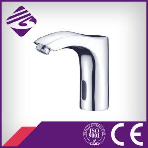 Bathroom Basin Brass Automatic Sensor Faucet (JN28832) pictures & photos