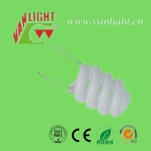 Tri-Color T2 T3 T4 Energy Saving Light Tube pictures & photos