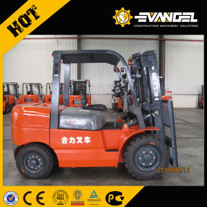 Heli 5 Ton Diesel Forklift Truck Cpcd50 pictures & photos