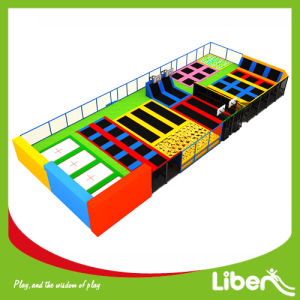 Hot-Sale Huge Indoor Trampolines with Ball Pool, Foam Pit pictures & photos