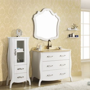 Modern Bethroom Furniture Set/ Italian Design Vanity Cabinets pictures & photos