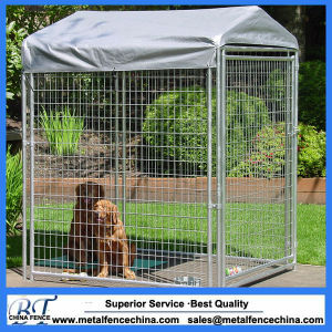 Hot Dipped Galvanized Welding Outdoor Dog Cage Run. pictures & photos