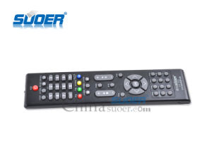 Suoer Superb Quality Universal TV Remote Control LCD TV Remote Control Smart TV Remote Control (CH-203) pictures & photos