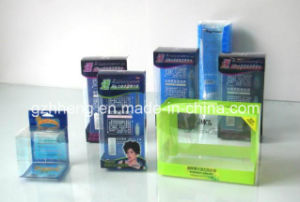 Custom Folding Packaging Plastic Printing Box (PVC boxes) pictures & photos