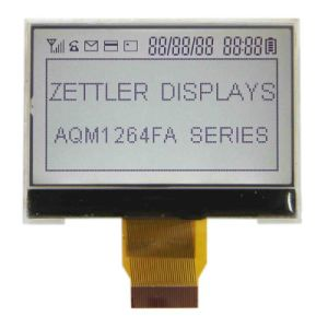Graphic Cog LCD Display Module, 128X64 Dots: Aqm1264fa Series pictures & photos