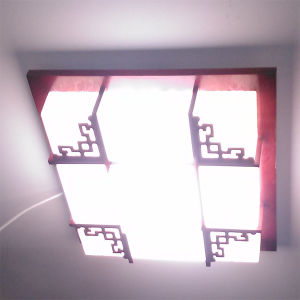 Color Temperature Shifting LED Ceiling Light