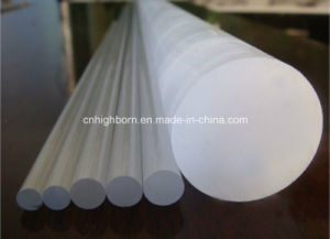 Hot Sell Opaque Quartz Glass Rod pictures & photos