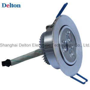 3W Round Flexible LED Ceiling Light (DT-TH-3E) pictures & photos