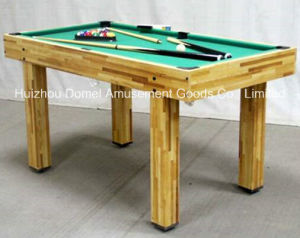 Wooden 5ft Billiard Table (DBT5B13) pictures & photos