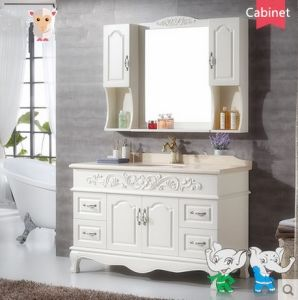 Europe Antique Bathroom Vanity/Bathroom Furniture/Bathroom Cabinet pictures & photos