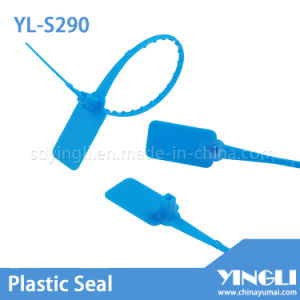 Self Locking Security Plastic Seal (YL-S290) pictures & photos