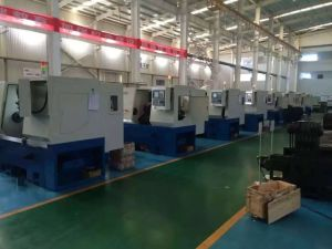 Tck40la Linear Guideway Slant Bed CNC Lathe Machine pictures & photos