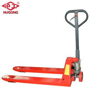 Cheap Price 3000kg Forklift Hand Pallet Truck pictures & photos