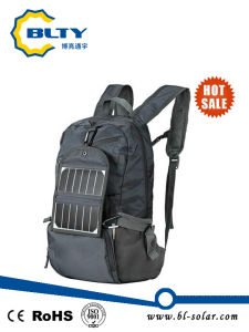 3.5W Solar Bag Solar Backpack for Traveller and Camping pictures & photos