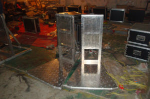 Used Aluminum Crowed Barricade, Concert Barricade for Sale pictures & photos