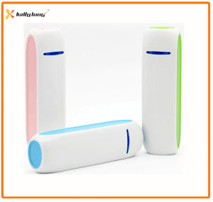 2600mAh Different Color Portable Battery Charger