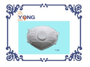 Non Woven N95 Type with Breath Valve Face Mask