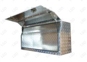 Aluminium Full Open Lid Tool Box (AH)