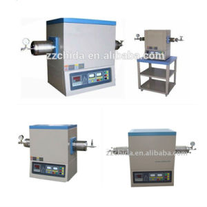 China Manufacture Tube-1700 Lab Electric Tube Stove, Muffle Furnace pictures & photos