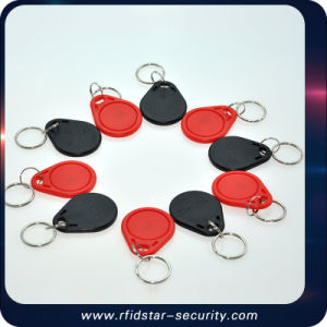 Custom Mf 1k Nfc Key RFID Keyfob Tag