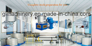 5 Tpd Waste Paper Repulping Recycle Paper Stock Preparation Line pictures & photos