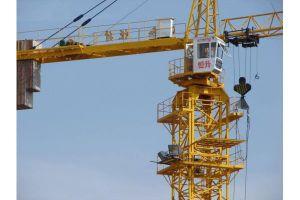Construction Tower Crane Lifting Capacity 20 Ton 75m Equipment pictures & photos