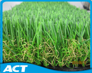 Durable PE and PP Artificial Grass for Garden (L40-K2) pictures & photos