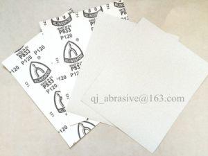 Zinc-Stearate Coat Dry Abrasive Paper / Sanding Paper