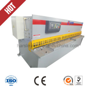 Sheet Metal and Plate CNC Hydraulic Guillotine Shear and Cutting Machine pictures & photos