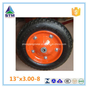 """High Quality 13""""X3.3.00-8 Pneumatic Tyre pictures & photos"""