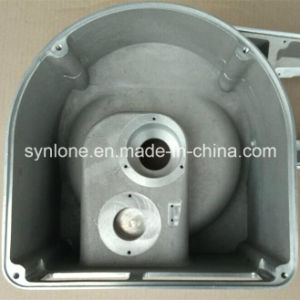 Custom Made Steel Sand Casting Gearbox pictures & photos