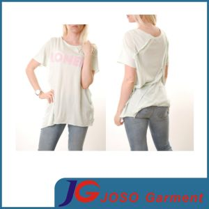 Women White Tank Manufacturers Sport Dress Jersey (JS9052) pictures & photos