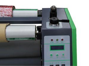 (MF850-B2) Pneumatic Heat-Assist Cold Large Format Rigid Materials Flatbed Laminator pictures & photos