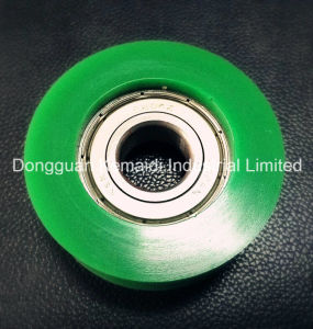 6204zz Polyurethane Covered Bearing of Good Lubrication pictures & photos