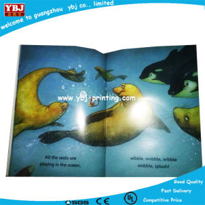 High Quality Series of Children Book for Bedtime Story Printing Service Made in China