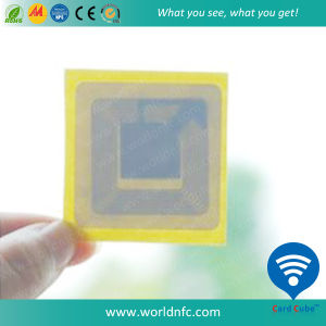 ISO14443A RFID Tag Mf D8k RFID Smart Label for Access Control pictures & photos