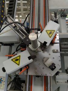 CNC Aluminum Window Door Four Corner Automatic Crimping Machine pictures & photos