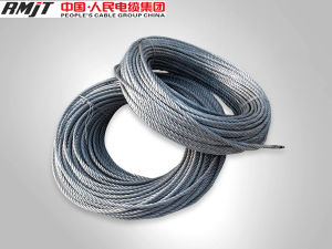 Hot Dipped Galvanized Steel Wire Strand pictures & photos