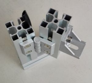 Aluminium Extrusion for Facility Frame Material pictures & photos