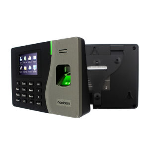 Biometric Time Recording with Biometric Sensor with Self-Service Recorder and Free Easy Use Attendance Software pictures & photos
