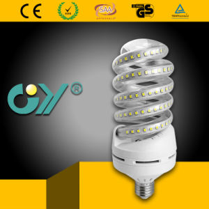 15W/20W E27 Big Angleled Spiral Light pictures & photos