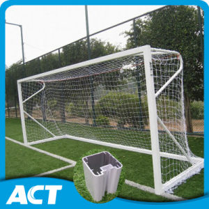 80X80mm Aluminum Profile of Football Goals / Soccer Goals for Training pictures & photos