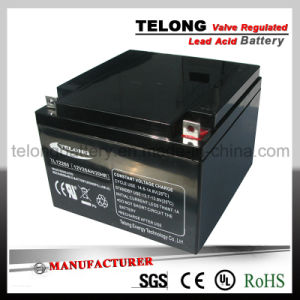 12V26ah Solar Power Battery for Street Light pictures & photos