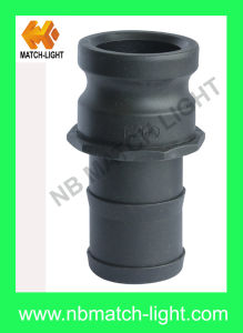 Polypropylen PP Grooved Hose Shank Camlock Adapter pictures & photos