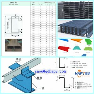 Steel Workshop Construction with Full Set Equipment From Qingdao Hapy pictures & photos